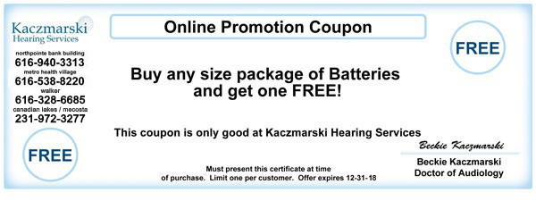 free batteries online coupon