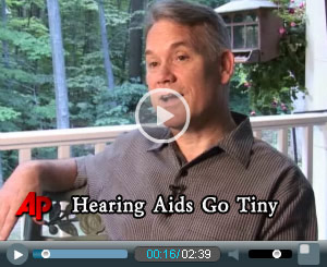 Hearing Aids Go Tiny