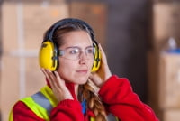 On the job ear protection